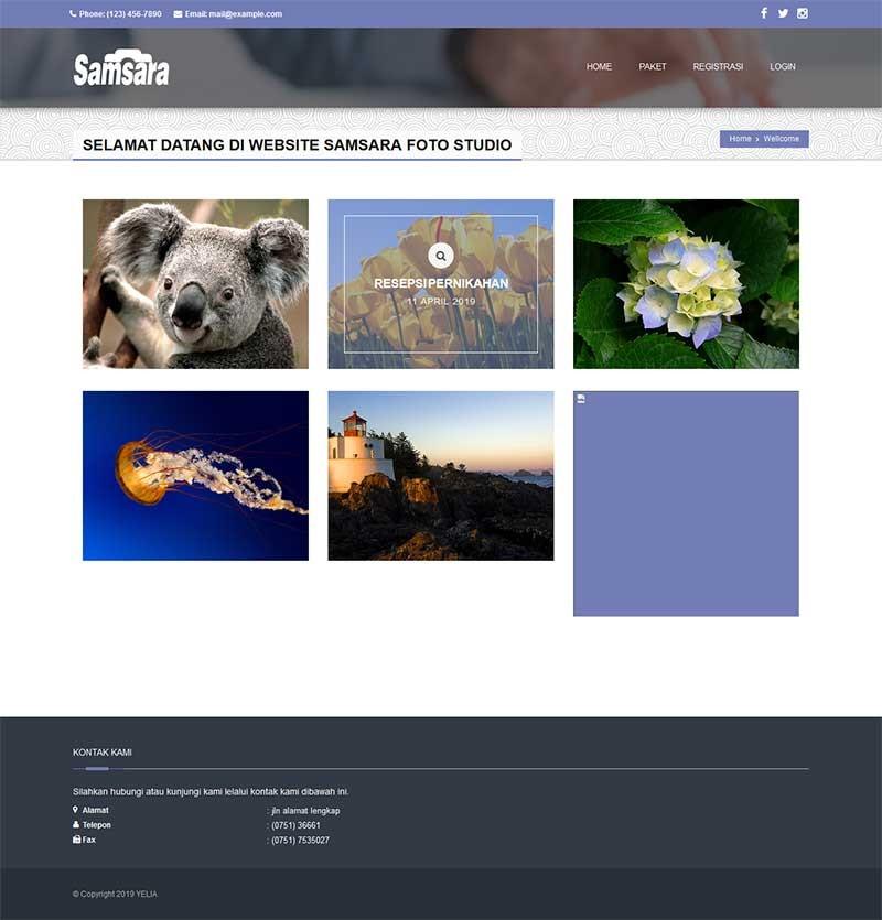 sistem-informasi-pembookingan-studio-foto-samsara-berbasis-codeigniter-terbaru
