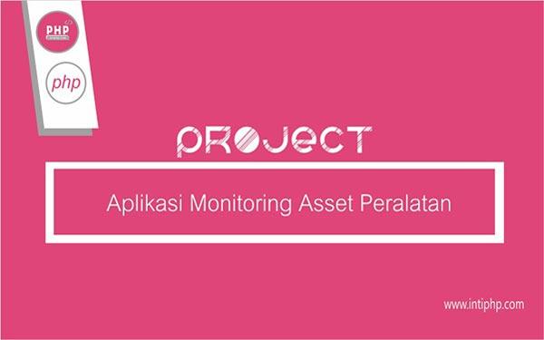 Web Application Project: Asset Monitoring Application