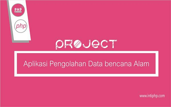 Web Application Project: Natural Disaster Data Processing Application