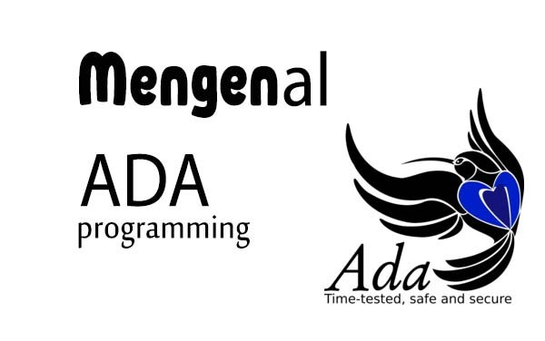 Know The Language Programming ADA