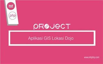 Project Aplikasi Web : GIS Lokasi Dojo Indonesia