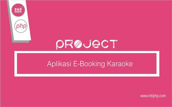 Project Web Application: Karaoke E-Booking
