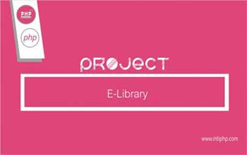 Project Web Application: E-Library