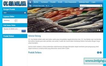 Sistem Informasi Penjualan Ikan Online Berbasis Web