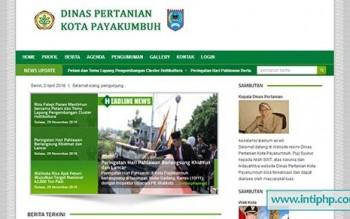 Website Profil Instansi Php Mysql Gratis