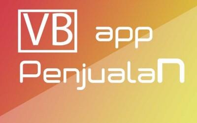 Aplikasi Penjualan Dengan Vb Net